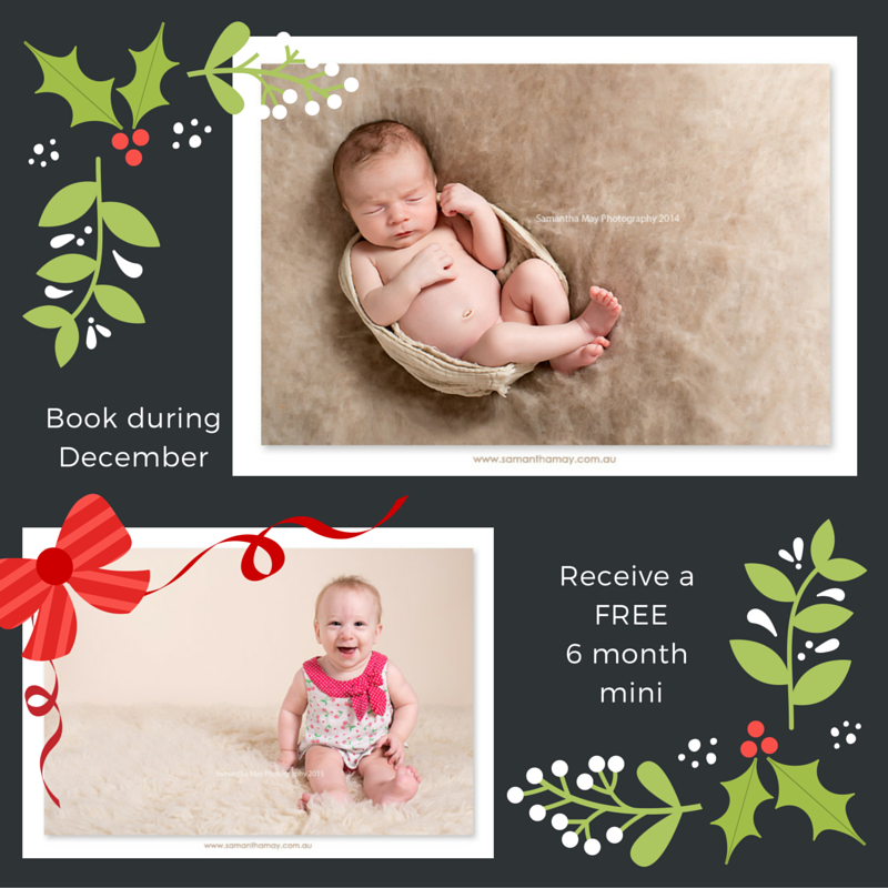 Perth Newborn Photographer Free Gift