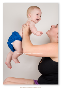 baby and mum perth