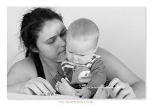 mummy & baby love