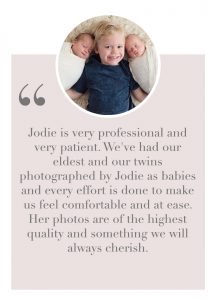 testimonial perth newborn photographer