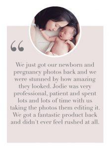 recommendation perth newborn photographer